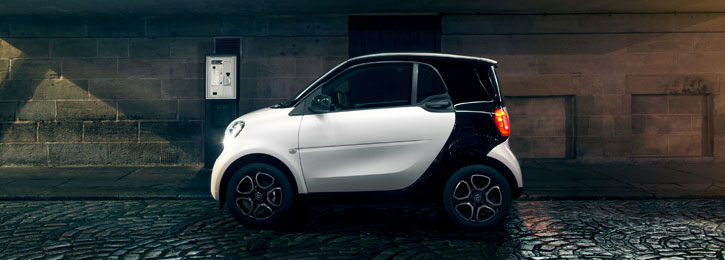 smart fortwo alquiler Budget Perú